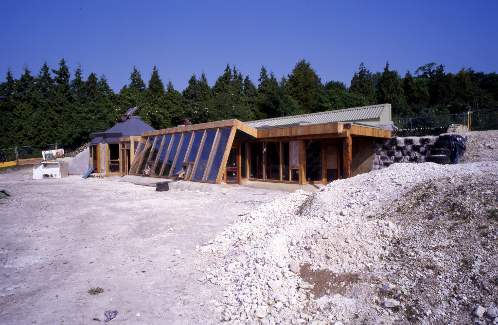 Earthship Brighton 2003